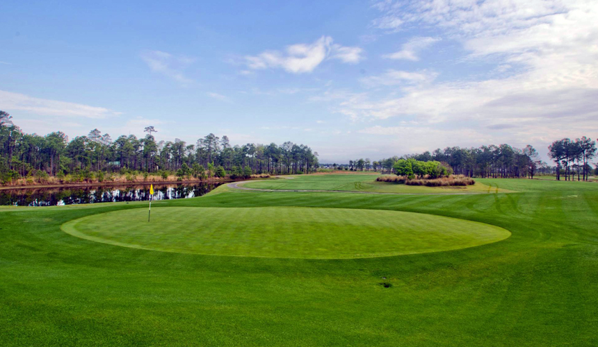 Love Course At Barefoot North Myrtle Beach Golf Course