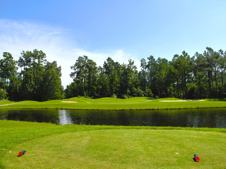 North Myrtle Beach South Carolina >> Crown Park Golf Club - North Myrtle Beach Golf Course