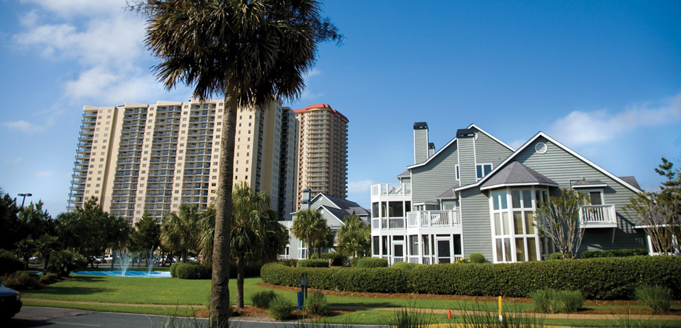 Kingston Plantation Myrtle Beach Oceanfront Condos Amp Villa