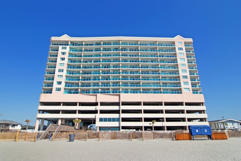 North Myrtle Beach Hotels Oceanfront